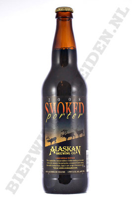 Alaskan Brewing Co. - Smoked Porter 2008