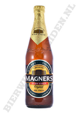 Magners - Irish Cider pintbottle.