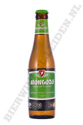 Mongozo - Pilsener, gluten vrij!