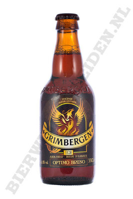 Grimbergen - Optimo bruno 33 cl