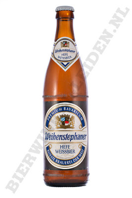 Weihenstephaner - Hefe Weissbier 50 cl