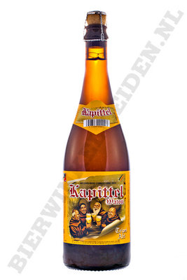 Kapitel Abt - Tripel 75cl