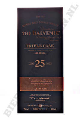 The Balvenie - Triple Cask - 25 Years