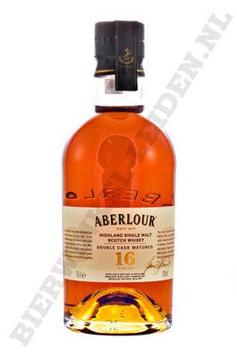 Abelour - Double Cask Matured - 16 Years