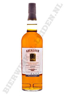 Aberlour - White Oak - 2004
