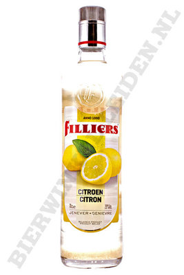 Filliers - Citroen Jenever