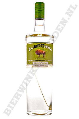 Zubrowka - Vodka 1L