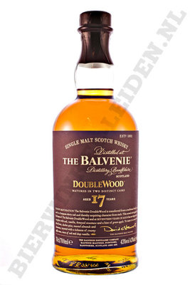 The Balvenie - Double Wood 17 Years