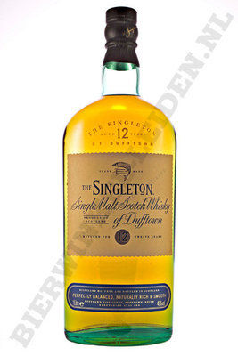 The Singleton - 12 Years literfles.