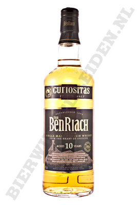 The Benriach - 10 Years