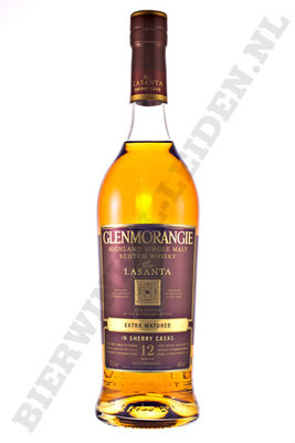 Glenmorgangie - The Lasanta 12 Years