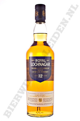 Royal Lochnagar - 12 Years