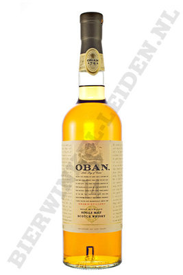 Oban - 14 Years