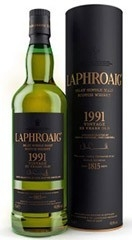Laphroaig 23 jaar Distilleriebotteling.