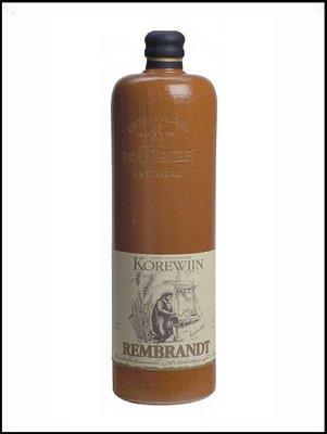 Van Wees Rembrandt Korewijn liter