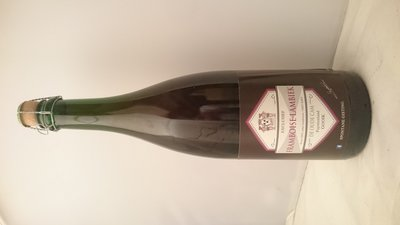 De Oude Cam Framboise Lambic 75 cl. (MAX 1 FLES PER PERSOON IVM SCHAARSTE!!)