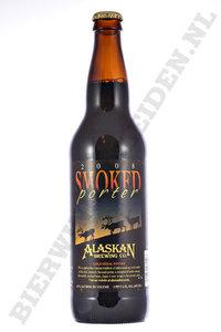 Alaskan Brewing Co. - Smoked Porter 2008