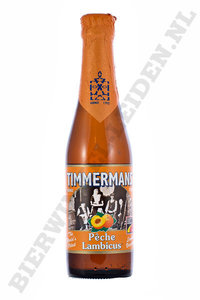 Timmermans - Peche Lambicus 25 cl