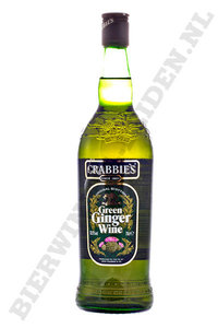 Crabbies - Green Ginger Wine 70cl