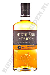 Highland Park - 12 Years 70 cl.
