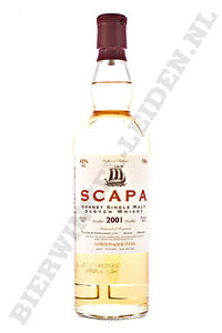 Scapa - 2001 G/M 70 cl