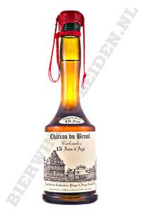 Chateau de Breuil - Calvados 15 Ans d'Age 35 cl