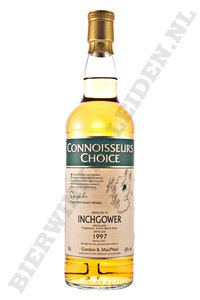 Connoisseurs Choice - Inchgower 1997 - 14 Years