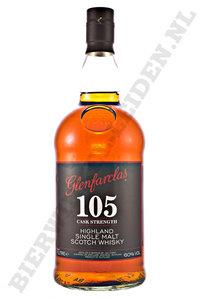 Glenfarclas - Cask Strength 105 Liter.
