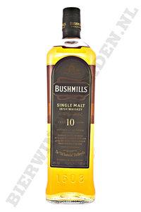 Bushmills - 10 Years literfles.