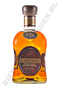 Cardhu - 18 Years