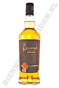 Benromach 2008  - Organic 70 cl nieuwe botteling.