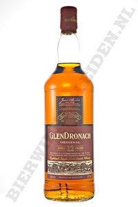GlenDronach -12 Years liter