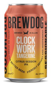 Brewdog Clockwork Tangarine