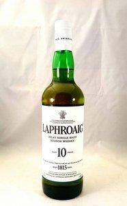 Laphroaig 10 jaar distillerie botteling. 70 cl.